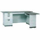 Meja Kantor (Pedestal Desk) Alba Type 402-TL-100