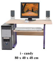 Meja Komputer Orbitrend Type I-Candy