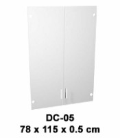 Pintu Kaca Cabinet Sedang Expo Type DC-05