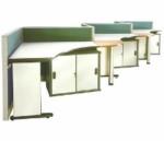 Partisi Kantor Uno Premium Series Configuration 1