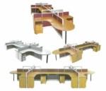 Partisi Kantor Uno Premium Series Configuration 4