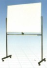 Papan Tulis (Whiteboard) Sakana Double Face (Stand) 80 x 120 cm