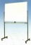 Papan Tulis (Whiteboard) Sakana Double Face (Stand) 60 x 120 cm