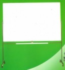 Papan Tulis (Whiteboard) Sakana Single Face (Stand) 120 x 180 cm