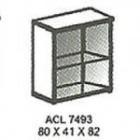 Meja Kantor Modera ACL 7493 ( A Class)