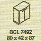 Meja Kantor Modera BCL 7492 ( B Class )