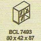 Meja Kantor Modera BCL 7493 ( B Class )