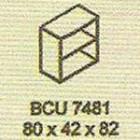 Meja Kantor Modera BCU 7481 ( B Class )