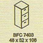 Meja Kantor Modera BFC 7403 ( B Class )