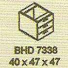 Meja Kantor Modera BHD 7338 ( B Class )