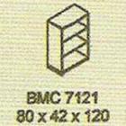 Meja Kantor Modera BMC 7121 ( B Class )