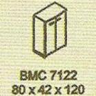 Meja Kantor Modera BMC 7122 ( B Class )