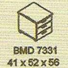 Meja Kantor Modera BMD 7331 ( B Class )