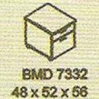 Meja Kantor Modera BMD 7332 ( B Class )