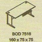 Meja Kantor Modera BOD 7516 ( B Class )