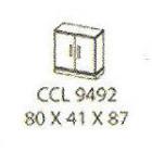 Meja Kantor Modera CCL 9492 ( C Class )