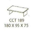 Meja Kantor Modera CCT 189 ( C Class )