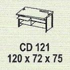 Meja Kantor Modera CD 121 ( M Class )
