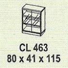 Meja Kantor Modera CL 463 ( M Class )