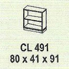 Meja Kantor Modera CL 491 ( M Class )