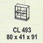 Meja Kantor Modera CL 493 ( M Class )