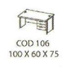 Meja Kantor Modera COD 106 ( C Class )