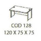 Meja Kantor Modera CMR 128 ( C Class )