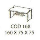 Meja Kantor Modera COD 168 ( C Class )