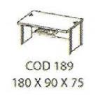 Meja Kantor Modera COD 189 ( C Class )