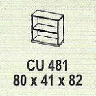 Meja Kantor Modera CU 481 ( M Class )