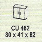 Meja Kantor Modera CU 482 ( M Class )