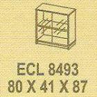 Meja Kantor Modera ECL 8493 ( E Class )
