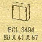 Meja Kantor Modera ECL 8494 ( E Class )