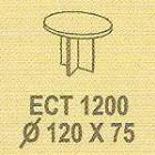 Meja Kantor Modera ECT 1200 ( E Class )