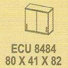 Meja Kantor Modera ECU 8484 ( E Class )