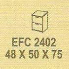 Meja Kantor Modera EFC 2402 ( E Class )
