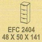 Meja Kantor ModeraEFC 2404 ( E Class )