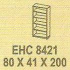 Meja Kantor Modera EHC 8421 ( E Class )