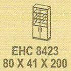 Meja Kantor Modera EHC 8423 ( E Class )