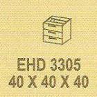 Meja Kantor Modera EHD 3305 ( E Class )