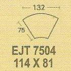 Meja Kantor Modera EJT 7504 ( E Class )