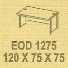 Meja Kantor Modera EOD 1275 ( E Class )