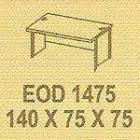 Meja Kantor Modera EOD 1475 ( E Class )