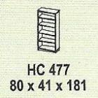 Meja Kantor Modera HC 477 ( M Class )