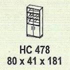 Meja Kantor Modera HC 478 ( M Class )