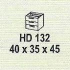 Meja Kantor Modera HD 132 ( M Class )