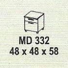 Meja Kantor Modera MD 332 ( M Class )
