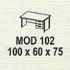 Meja Kantor Modera MOD 102 ( M Class )