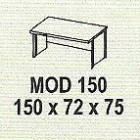 Meja Kantor Modera MOD 150 ( M Class )
