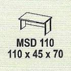Meja Kantor Modera MSD 110 ( M Class )